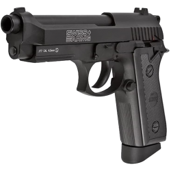 Swiss Arms PT92 Full Metal Blowback 4.5mm CO2