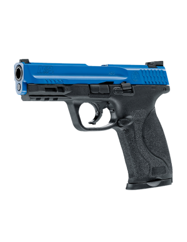 Smith & Wesson M&P9 Blue .43cal CO2