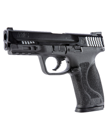 Smith & Wesson M&P9 Black .43cal CO2
