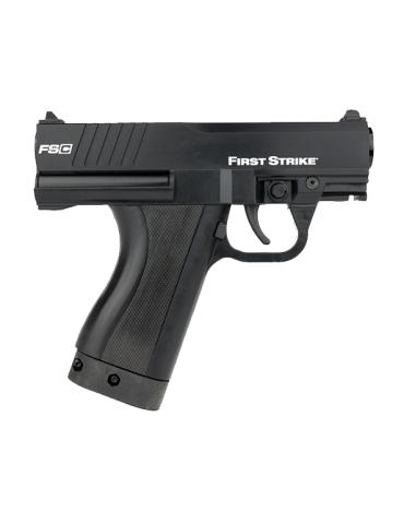 First Strike Compact Pistol Black .68cal CO2