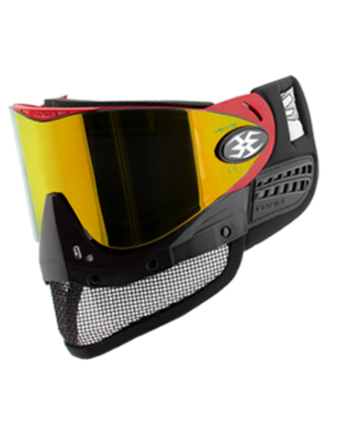 Empire E-mesh Thermal Mask Red w/ Fire Mirror Lens