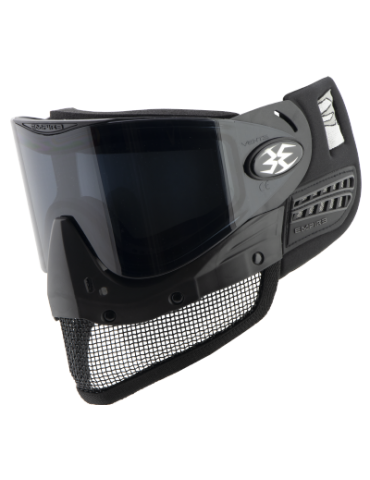 Empire E-mesh Thermal Mask Black w/ Smoke Lens