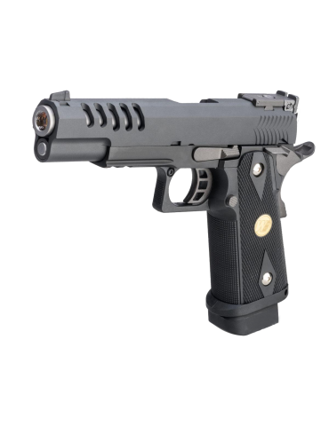 WE-Tech Hi-CAPA 5.1 Hyper Speed Airsoft Gas Blowback Pistol 20400