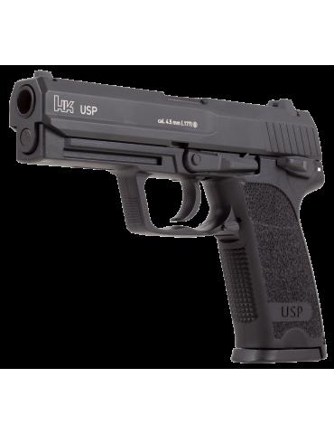Heckler & Koch Umarex H&K USP Tactical Full Size CO2 Gas Blowback Pistol