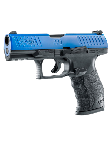 Umarex - Walther PPQ M2 T4E .43 Blue