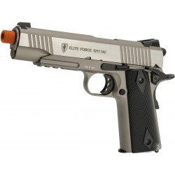 Elite Force Full Metal Gen 3 1911 Tactical CO2 Gas Blowback Pistol